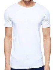 Camiseta blanca manga corta para hombre Jack & Jones