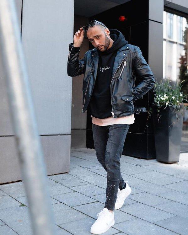Mejores outfits para hombre modernos de calle básicos sencillos