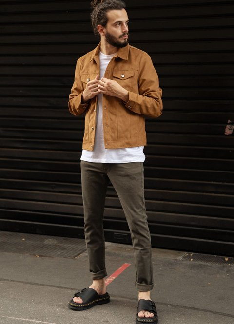 Outfit casual otoño 2020 hombre streetwear
