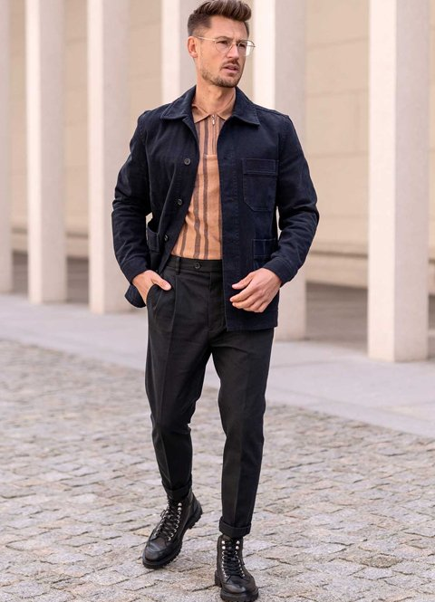 Outfit casual otoño 2020 hombre
