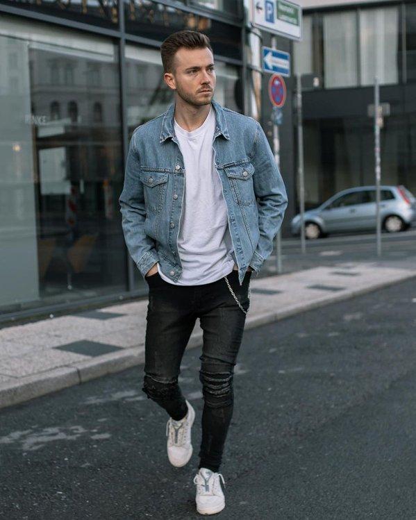 Outfit cómo combinar ropa moderna correctamente