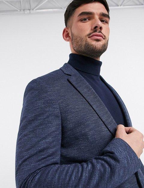 Outfit otoño 2020 oficina de hombre