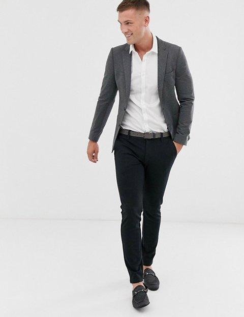 Outfit otoño 2020 para oficina de hombre
