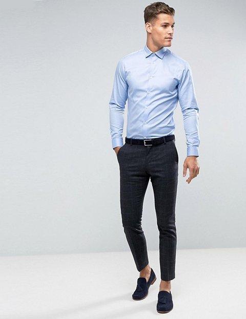 Outfit otoño hombre para oficina de trabajo