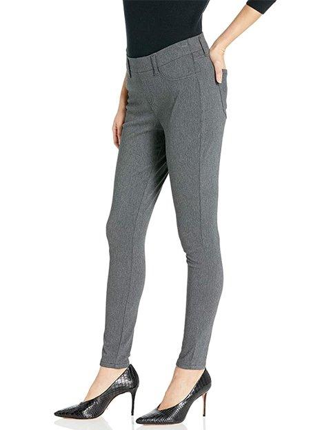 Outfits con pantalones grises
