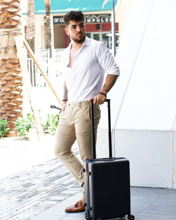 Outfits bonitos para adolescentes viajar cómodo y moderno