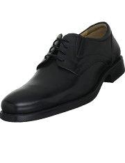 Zapatos negros con cordones Geox U Federico V hombre